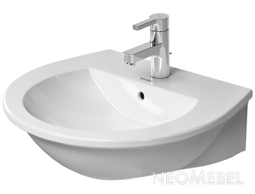 Раковина , DURAVIT - DARLING NEW, 262155